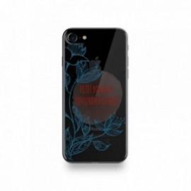 Coque Iphone X motif Petit Bonheur Deviendra Grand