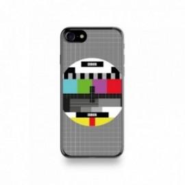 Coque Iphone X motif Télévision Cripter Grand