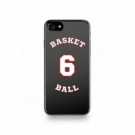 Coque Iphone X motif Joueur Basketball 6 James