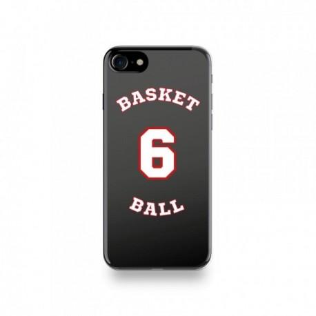 Coque Iphone X motif Joueur Basketball 6 James