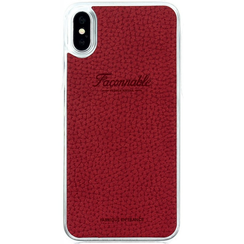 coque iphone x faconnable