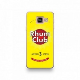 Coque Alcatel A3 XL motif Alcool Rhum Club