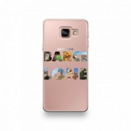 Coque Alcatel A3 XL motif Barcelone