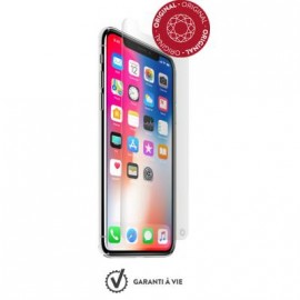 Film iPhone X Force Glass en verre trempé avec kit de pose