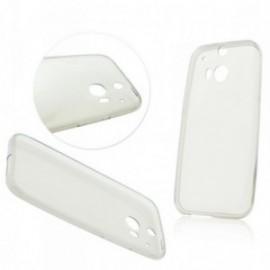 Coque HTC U Ultra silicone transparente