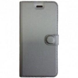 Etui folio Iphone 7 / 8 CLASS argent NIDA
