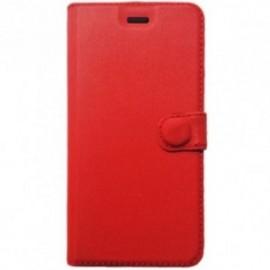 Etui folio Iphone 7 / 8 CLASS rouge NIDA