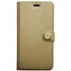 Etui folio Iphone 7 / 8 CLASS gold NIDA