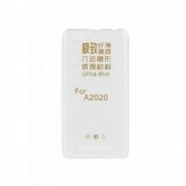 Coque Lenovo B silicone transparente