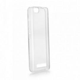 Coque Lenovo K6 silicone transparente