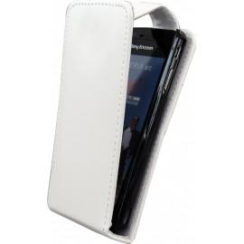 Etui Sony Ericsson Xperia Arc Blanc croco