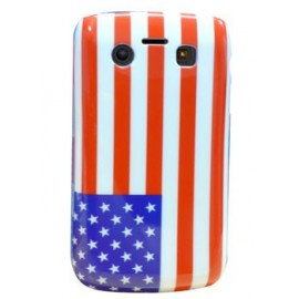 Coque USA Blackberry bold 9700