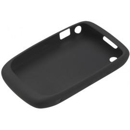 Coque Blackberry 8520 noire origine