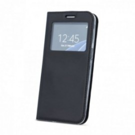 Etui Iphone 4/4s folio look noir