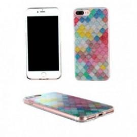coque iphone 7 damier