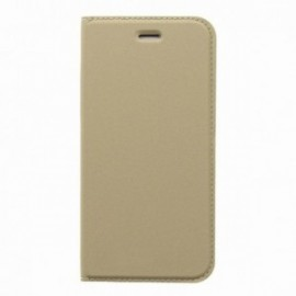 Etui Elegance doré pour Iphone 5/5S/SE