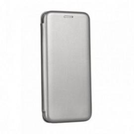 Etui folio élégance gris pour Iphone X