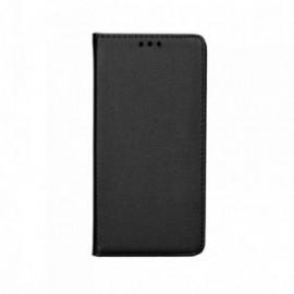 Etui LG Q6 folio magnet noir