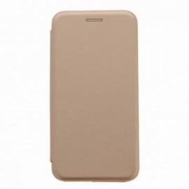 Etui Iphone X folio rose intérieur gel