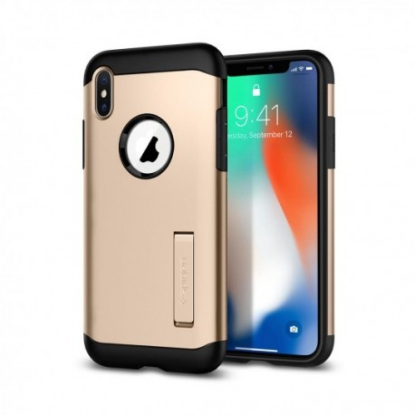 coque apple iphone x spigen