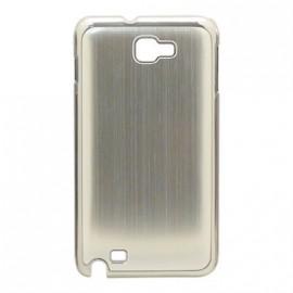 Coque galaxy note aluminium brossée métal