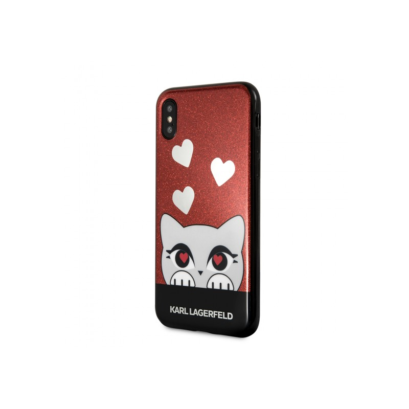 coque karl lagerfeld iphone x