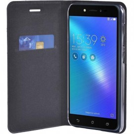 Etui Asus Zenfone Live ZB501KL folio noir de Bigben