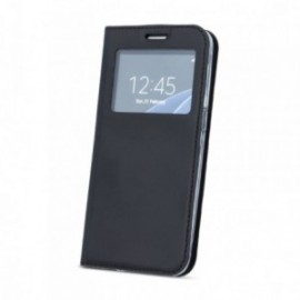 Etui Motorola G5S folio vision noir