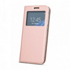 Etui Iphone X folio quick vision rose