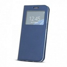 Etui Iphone X folio quick vision bleu