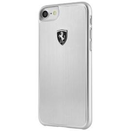 Coque iphone 7 plus / iphone 8 plus Ferrari Heritage Aluminium