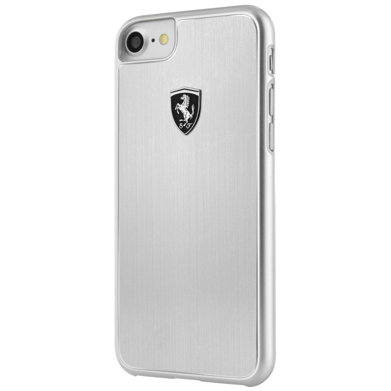 coque iphone 7 iphone 8 ferrari heritage aluminium destination telecom. Black Bedroom Furniture Sets. Home Design Ideas