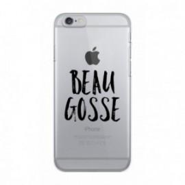 Coque iPhone 6/6S  Wording Beau Gosse