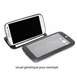 Etui Nokia Lumia 530 folio vision noir