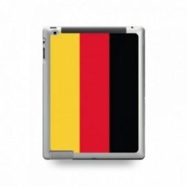 Coque IPAD 2/3/4 motif Drapeau Allemagne