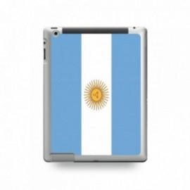 Coque IPAD 2/3/4 motif Drapeau Argentine