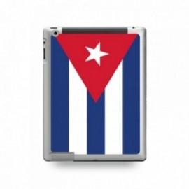 Coque IPAD MINI 1/2/3 motif Drapeau Cuba