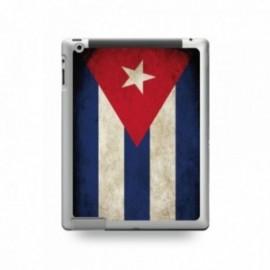 Coque IPAD MINI 1/2/3 motif Drapeau Cuba Vintage