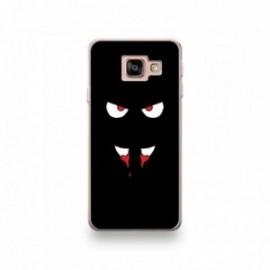 Coque Wiko View Prime motif Vampire Noir