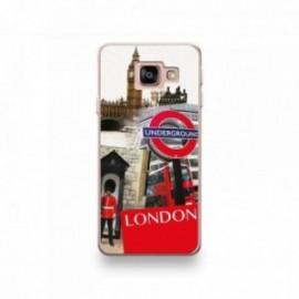 Coque Wiko View Prime motif Vue de Londres