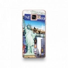 Coque Wiko View Prime motif Vue de New-York
