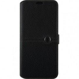Etui Samsung Galaxy S9 G960 Folio Faconnable noir