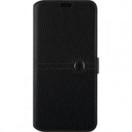 Etui Samsung Galaxy S9 Plus G965 Folio Faconnable noir