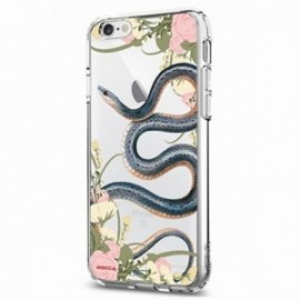 Coque Iphone 6 plus Crystal Bump Serpent