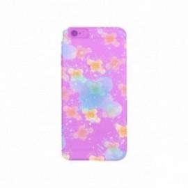 Coque Iphone 5C motif Splash Peinture