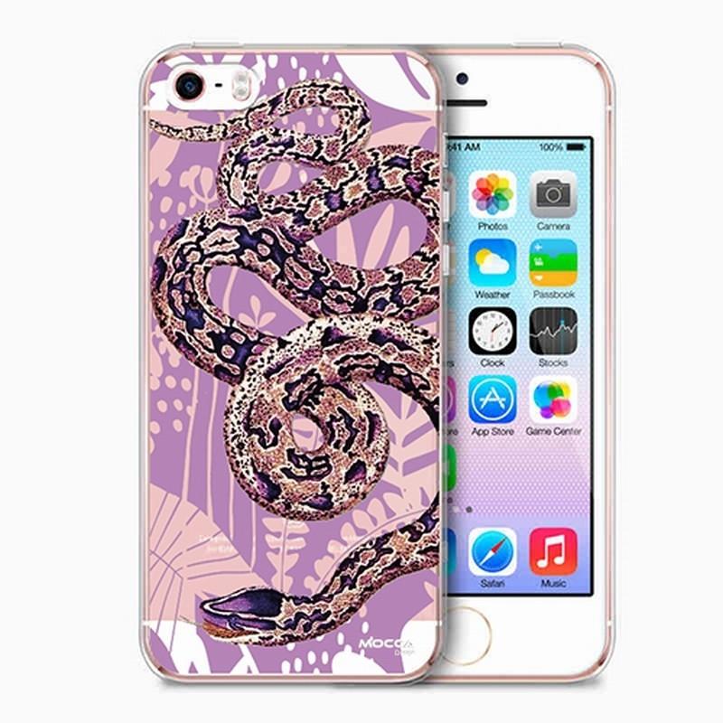 coque iphone 5 serpent