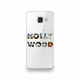 Coque Samsung Galaxy A3 2016 motif Hollywood
