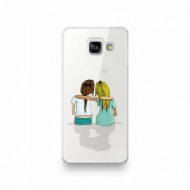 Coque Samsung Galaxy A3 2016 motif Copines à l'horizon