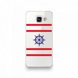 Coque Iphone 5/5S/SE motif Bar bleu
