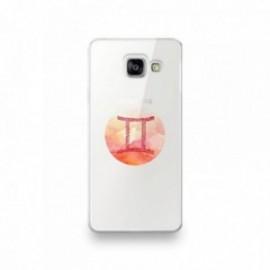 Coque Iphone 5/5S/SE motif Signe Astrologique Gemeaux